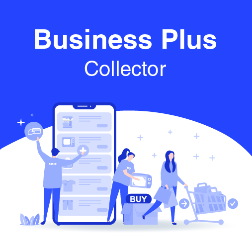Business Plus Collector บน Android
