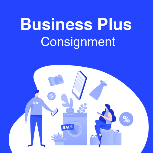 Business Plus Consignment