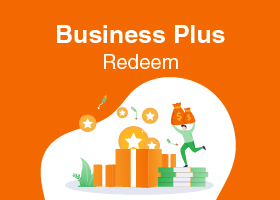 Business Plus Redeem