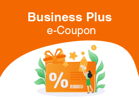 Business Plus e-Coupon