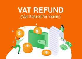 VAT REFUND (Vat Refund for tourist)