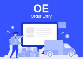 ระบบจำหน่ายและจองสินค้า (OE)